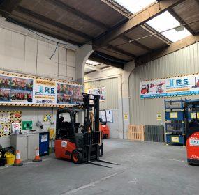 Forklift Training Birmingham