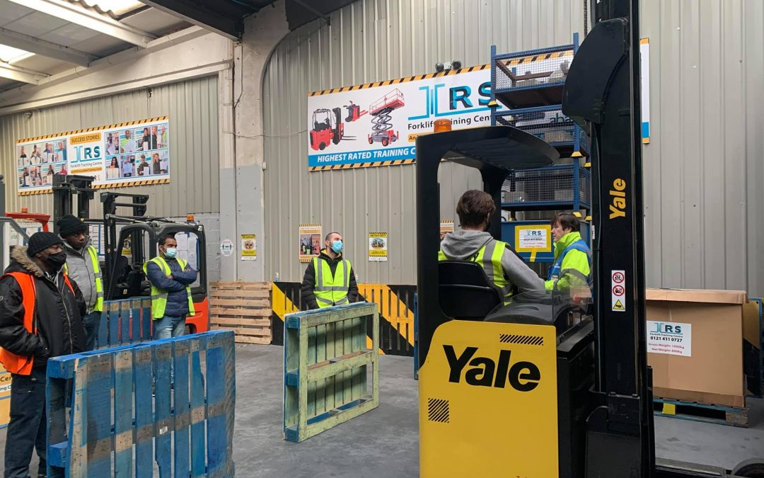 Forklift Manufacturers You Can Trust