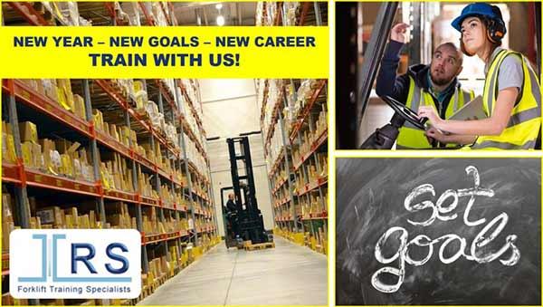RS Forklift Training Courses Birmingham