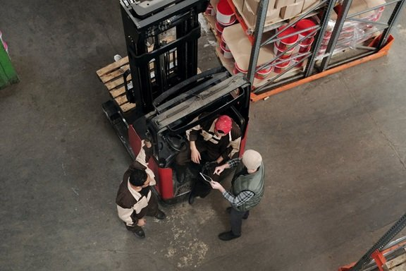 Skills You Need to Become a Forklift Driver