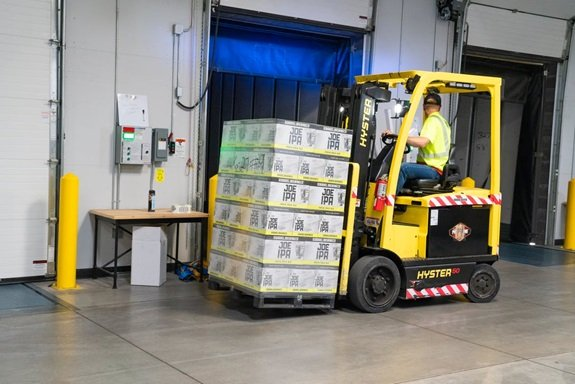 A Beginner's Guide to Forklift Training